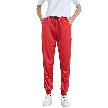 Sunnyuk Pantalon Chandal Mujer Largos Pantalones de Deporte Yoga ...