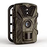 """Trail Camera 12MP 1080P 2.4"""" LCD Game&Hunting Camera with 940nm Upgrading IR LEDs Night Vision up to 65ft/20m"""
