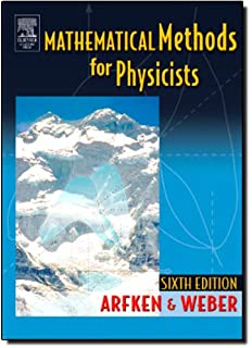 Amazon mathematical methods for physicists seventh edition a mathematical methods for physicists 6th edition fandeluxe Images
