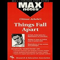 Things Fall Apart (MAXNotes Literature Guides) (English Edition)