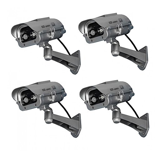Streetwise 7 inch IR Dummy Camera (4 Cameras) by Cutting Edge