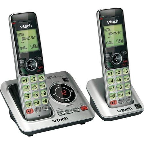 VTECH-ATT CS6629-2 CS6629-2 DECT6.0 2 HANDSET ANSWERING SYST W/CALLERID/CALL WAIT