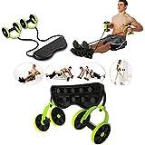 Vinteky®Appareil abdominal AB Wheel, Appareil pour abdominaux - Roue abdominal AB Roller
