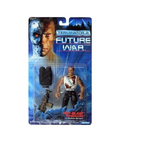 Terminator 2: Future War - Hot Blast Terminator Figure ()