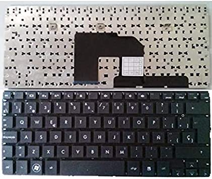 Portatilmovil® - Teclado para HP Mini 5100 5101 5102 5103 ...