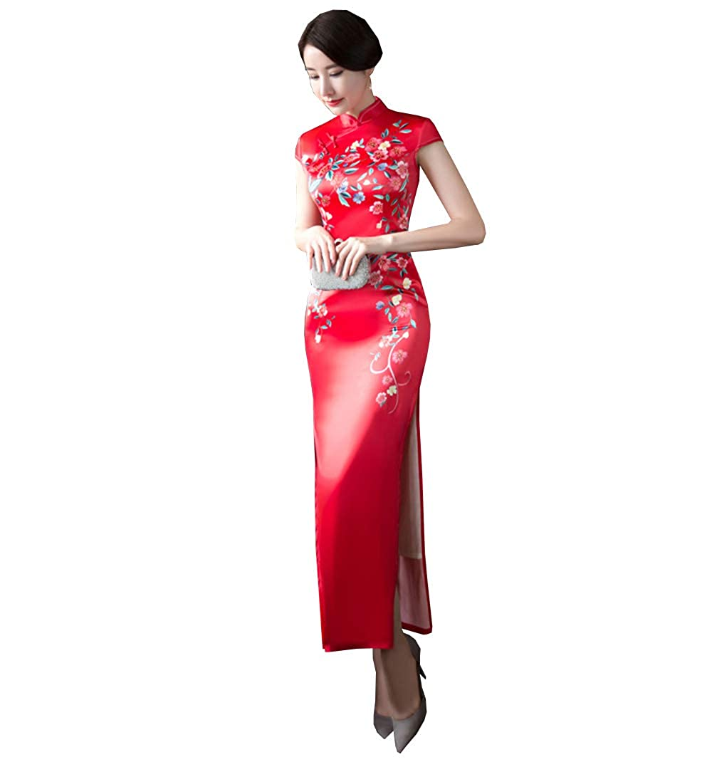 popular design new items search for newest Amazon.com: Womens Formal Traditional Dinner Dress Qipao ...