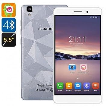 Bluboo Maya Smartphone - Android 6.0, IMEI Doble, Pantalla de 5,5 ...