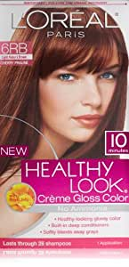 Amazon Com L Oreal Healthy Look Creme Gloss Hair Color