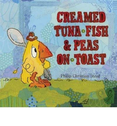 Creamed Tuna Fish & Peas on Toast (Hardback) - Common - Fish Hardback