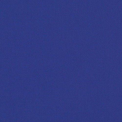 (Sunbrella 60in Solid Standard Ocean Blue Fabric By The Yard)