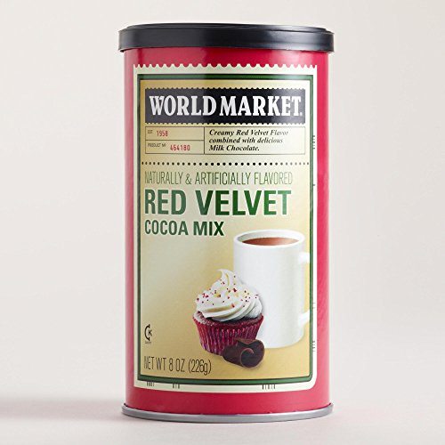 World Market® Red Velvet Cocoa (8 oz) pack of 2