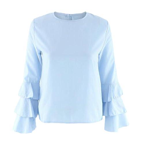 Zauberkirschen - Camisas - Básico - Manga Larga - 100 DEN - para mujer