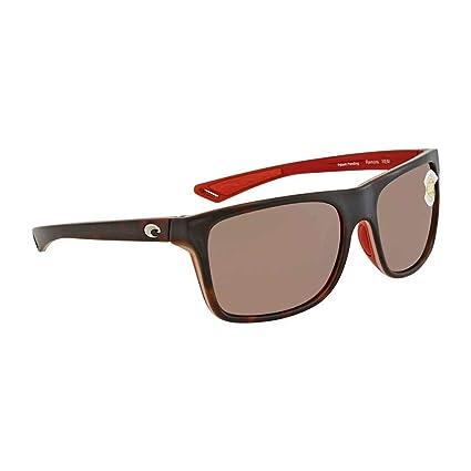 2802e4f082ddd Costa Del Mar Costa Del Mar REM133OSCP Remora Copper Silver Mirror 580P  Shiny Tortoise Hibiscus