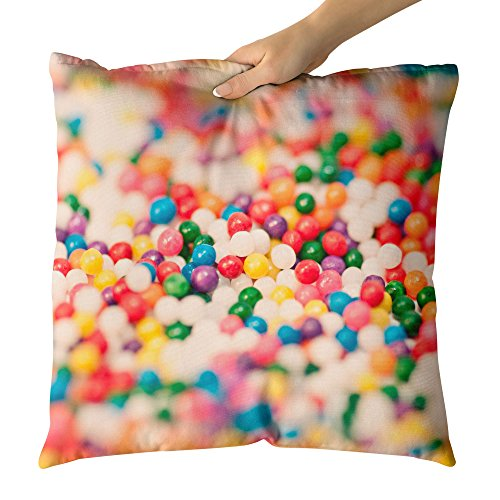 Westlake Art Decorative Throw Pillow - Confectionery Candy -
