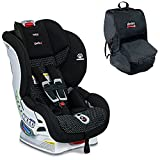 Britax USA Marathon ClickTight Convertible Car Seat & Travel Bag, Vue