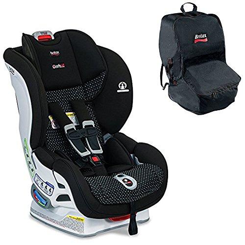 Britax USA Marathon ClickTight Convertible Car Seat & Travel Bag, Vue
