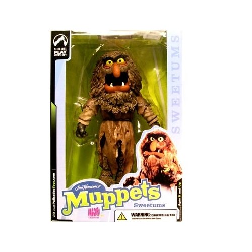 Muppet Show Sweetums Action Figure by The Muppet Show