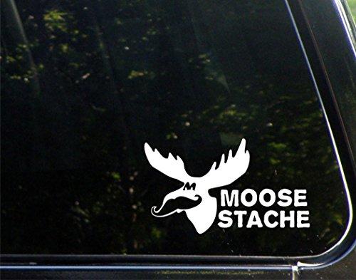 Moose Stache - 6-1/2