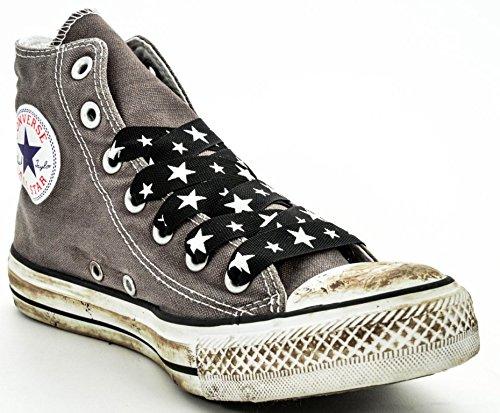 Converse Donna, Chuck Taylor All Star High Canvas Ltd, Tela, Sneakers Alte, Grigio