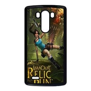 Printed Tomb Raider Lara Croft Case For LG G3 NC1Q01967