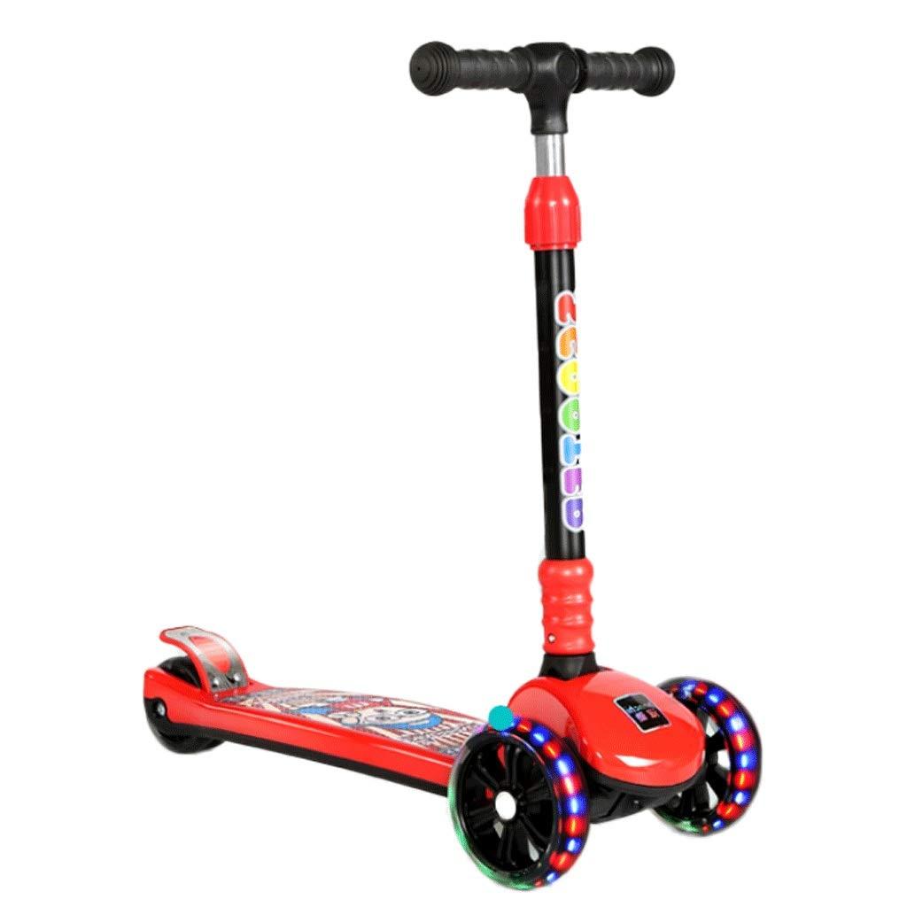 激安本物 WangYi スケートボード- サイズ 子供フラッシュスケートボード3-14歳の男の子の女の子折りたたみスクーター (色 (色 : : 青, サイズ さいず : 67x77cm) B07NMD8T9W 67x77cm|Red Red 67x77cm, フクオト:45fcd023 --- a0267596.xsph.ru