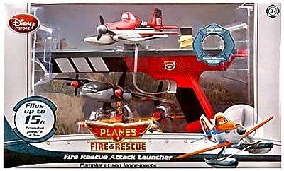 Disney PLANES: Fire & Rescue Exclusive Fire Rescue Attack Launcher