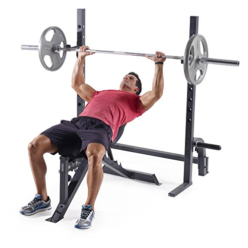Weider Pro 395 B Olympic Bench Press – DiZiSports Store