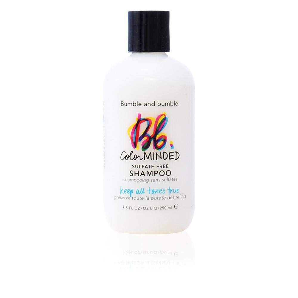 Bumble and Bumble Color Minded Sulfate Free Shampoo, 8.5 Ounce by Bumble and Bumble