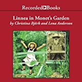Front cover for the book Linnea in Monet's Garden by Christina Björk