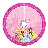 "Kurt Adler DN7169 48"" Disney Princess Printed Treeskirt"