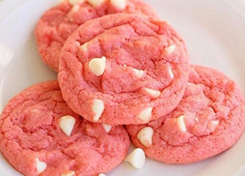 Cookies White Chocolate Cherry Cookies 24 Cookies Baked Fresh delivered to your door