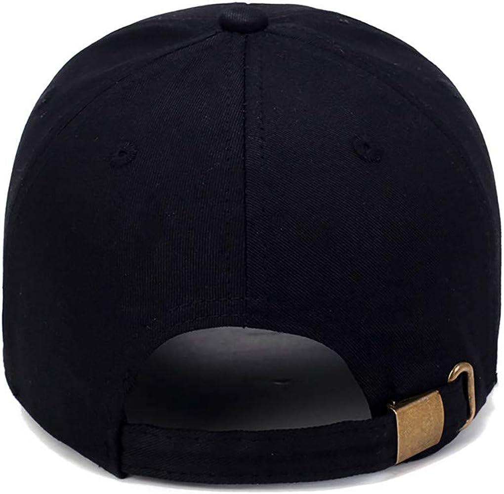 DEELIN Sombrero para Mujeres Hombre Color SóLido Sombrero AlgodóN ...