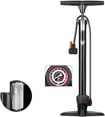 Inflador bicicleta de alta presión portátil inflador doméstico ...
