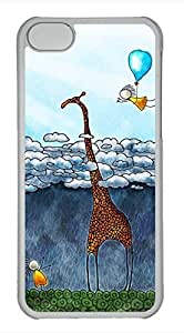 iPhone 5c case, Cute Abovetheclouds iPhone 5c Cover, iPhone 5c Cases, Hard Clear iPhone 5c Covers
