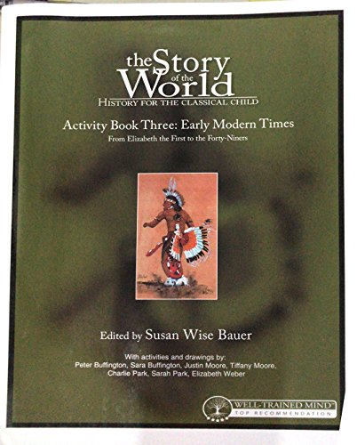 The Story of the World Activity Book Three: Early Modern Times by Peace Hill Press (Image #2)