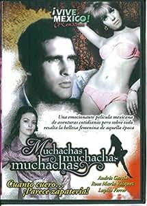 Muchachas, Muchachas, Muchachas [NTSC/Region 1&4 dvd. Import - Latin America] Andres Garcia, Rosa Maria Vazquez, Lupita Ferrer