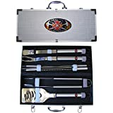 Extreme Firefighter 8 pc BBQ Set