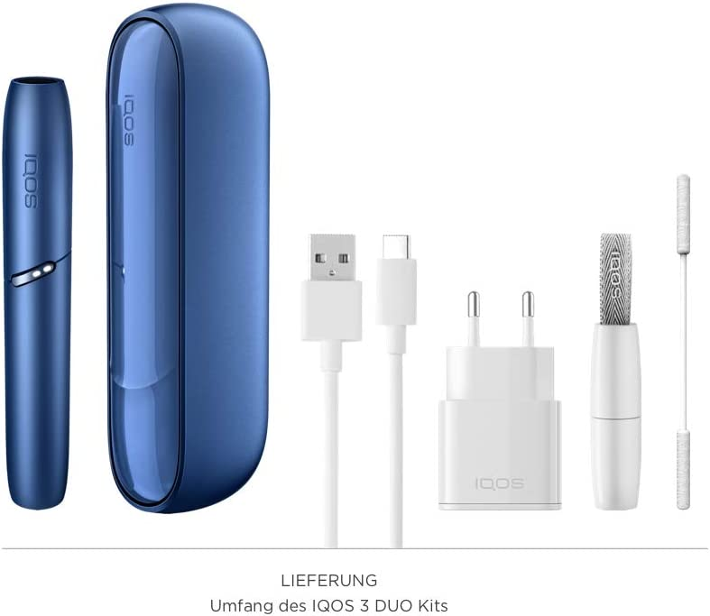 IQOS 3 Brilliant Blau