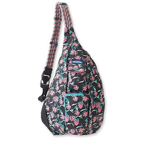 KAVU Rope Bag, Sparklers, One Size - Sling Handbag