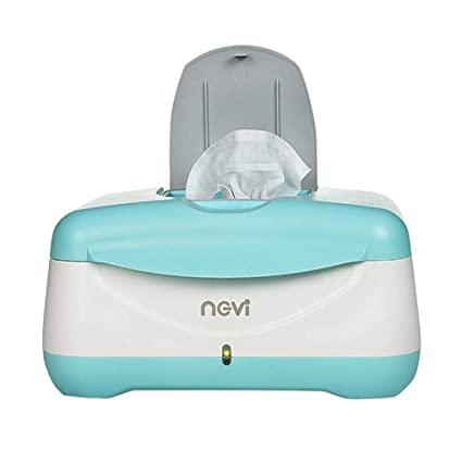 SLONG Bebé Toallitas Calentador/Toallitas Caja De Tejido Caja De Desinfección, Hidratando La Comodidad