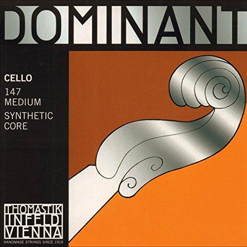 /4 Cello String Set Medium Gauge ()