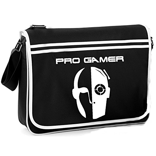 Retro Shoulder Shoulder Gamer Retro Bag Pro Gamer Pro Gamer Bag Pro Xpaq7w8S