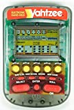 yahtzee electronic handheld 1995 - YAHTZEE Electronic Handheld Game (CLEAR SMOKE CASE/1995)