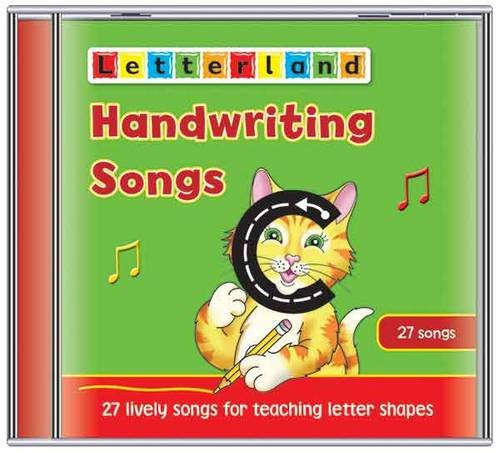 Handwriting Songs (Letterland) pdf epub