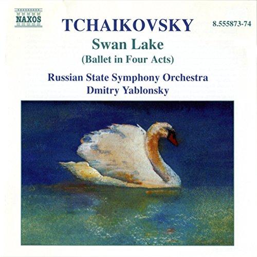 Tchaikovsky Pas De Deux - Swan Lake, Op. 20a: Act III: Pas de deux
