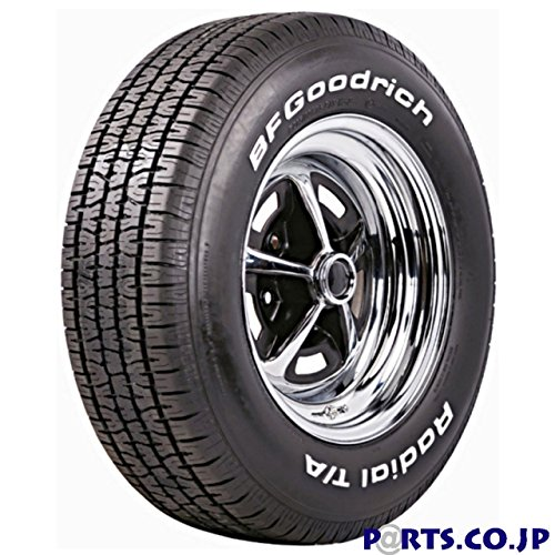 BFグッドリッチ ラジアル T/A P245/60R15 100S B0722YXFDS