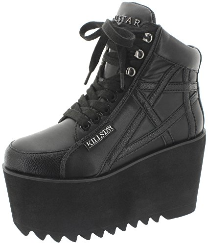 Killstar Sneaker Donna Donna Killstar Nero Sneaker Nero 7ww8Uxaq