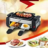 One pearl Deluxe Huan Yi Compact Electric Barbecue Grill And Tandoor