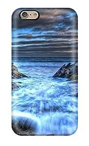 New Arrival Blue Sea Shore BcIEdZR7092bZOKg Case Cover/ 6 Iphone Case