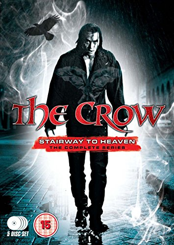 Stairway Set - The Crow - Stairway To Heaven: The Complete Series (5 DVD set)